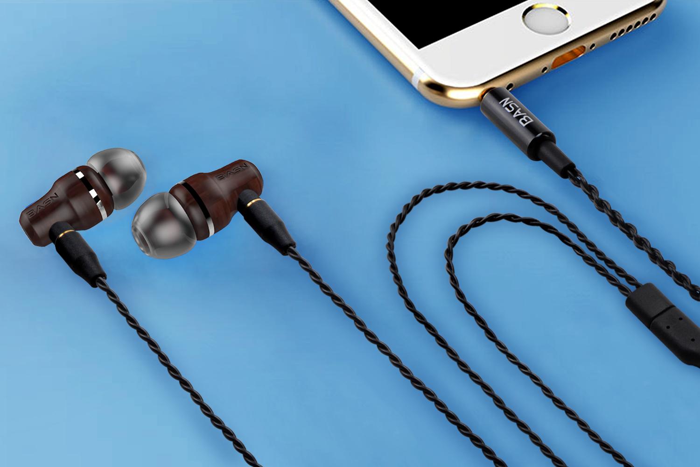 BASN EbonBC200 Detachable Headphones - BASN@Color Your Ultimate Sound