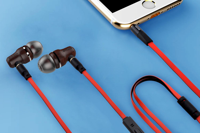 BASN Ebon+RPO Professional Wood Headphones - BASN@Color Your ...